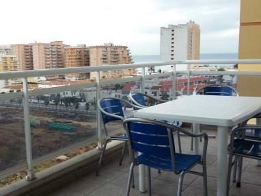 Terraza España Costa Azahar Oropesa del mar Apartamentos Oropesa del Mar Suites 3000 Vista Mar