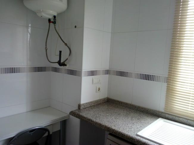 Cocina Apartamentos Gandia Universidad 3000 Gandia