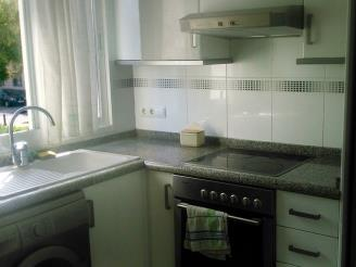 Kitchen Espagne Costa de Valencia GANDIA Appartements Gandia Universidad 3000