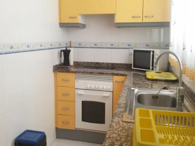 Kitchen Appartements Gandia Universidad 3000 GANDIA