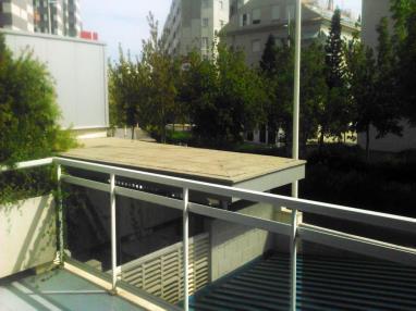 Terraza España Costa de Valencia Gandia Apartamentos Gandia Universidad 3000