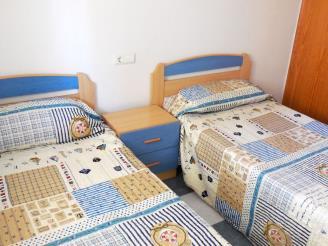 Dormitorio España Costa Azahar Oropesa del mar Apartamentos Bonaire 3000