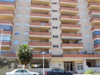Fachada Invierno España Costa Azahar Oropesa del mar Apartamentos Bonaire 3000