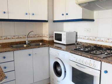 Kitchen Appartements Bonaire 3000 OROPESA DEL MAR