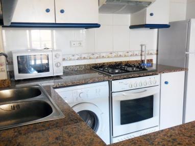 Cocina Apartamentos Bonaire 3000 Oropesa del mar