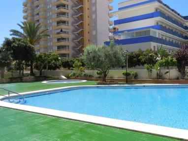 Piscina España Costa Azahar Oropesa del mar Apartamentos Bonaire 3000