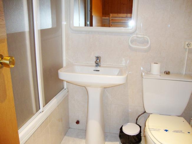 Baño Apartamentos Lake Placid 3000 Pas de la Casa