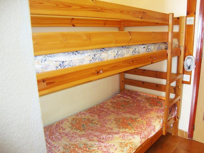 Dormitorio Apartamentos Lake Placid 3000 Pas de la Casa