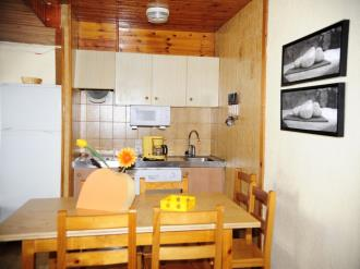 Kitchen Andorre Grandvalira PAS DE LA CASA Appartements Lake Placid 3000
