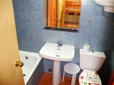 Baño Andorra Estación Grandvalira Pas de la Casa Apartamentos Lake Placid 3000