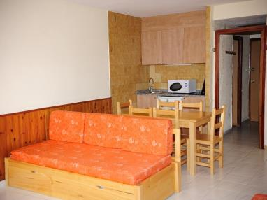 Salón comedor Apartamentos Lake Placid 3000 Pas de la Casa