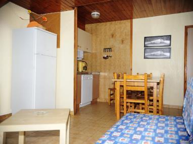 Salón comedor Andorra Estación Grandvalira Pas de la Casa Apartamentos Lake Placid 3000