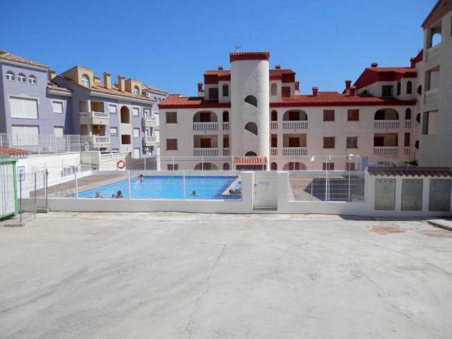 Exterior España Costa Azahar Alcoceber Apartamentos Costa Azahar 3000