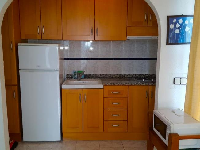 Kitchen Appartements Costa Azahar 3000 ALCOSSEBRE