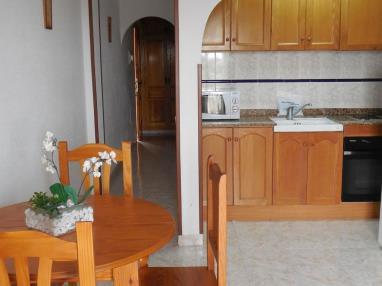 Salón comedor España Costa Azahar Alcoceber Apartamentos Costa Azahar 3000