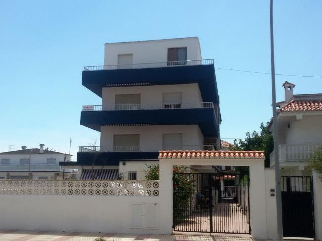 Fachada Verano Apartamentos Gandia-Daimuz 3000 Daimuz