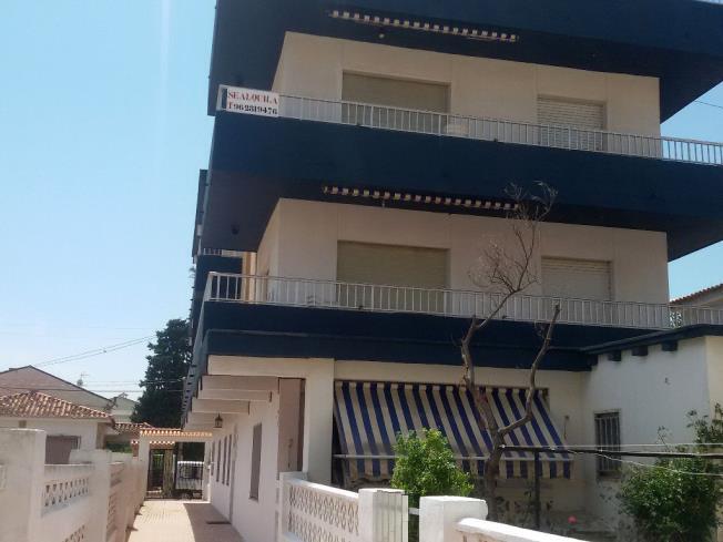 Façade Summer Appartements Gandia-Daimuz 3000 DAIMUZ