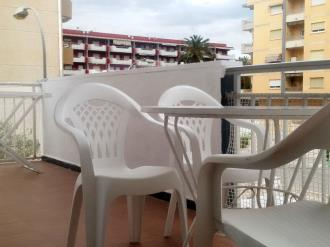 Balcony Espagne Costa de Valencia DAIMUZ Appartements Gandia-Daimuz 3000