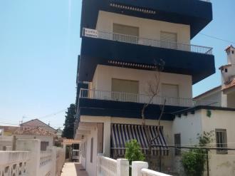 Fachada Verano España Costa de Valencia Daimuz Apartamentos Gandia-Daimuz 3000