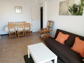 Salón comedor España Costa de Valencia Daimuz Apartamentos Gandia-Daimuz 3000