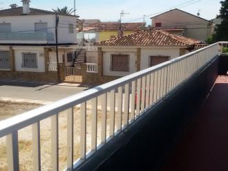 Terraza España Costa de Valencia Daimuz Apartamentos Gandia-Daimuz 3000