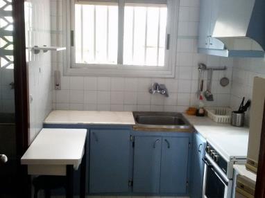 Cocina Apartamentos Gandia-Daimuz 3000 Daimuz