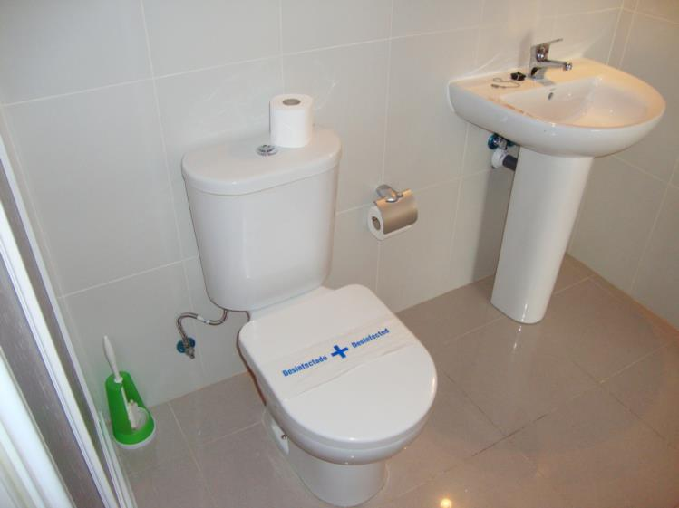 Baño Apartamentos Peñiscola Centro 3000 Sin Piscina Peñiscola