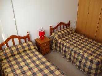 Dormitorio España Costa Azahar Peñiscola Apartamentos Peñiscola Centro 3000 Sin Piscina