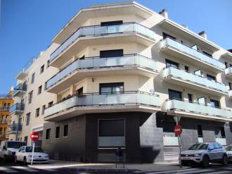 Façade Summer Espagne Costa del Azahar PENISCOLA Appartements Peñiscola Centro 3000 pas de piscine