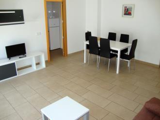 Salón España Costa Azahar Peñiscola Apartamentos Peñiscola Centro 3000 Sin Piscina