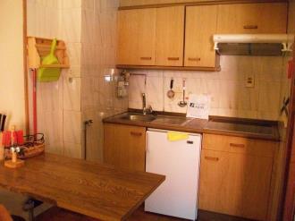 Kitchen Espagne Pyrenées Aragonaises FORMIGAL Appartements Formigal 3000