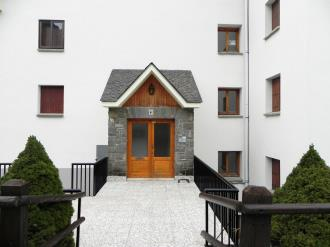 Fachada Verano España Pirineo Aragonés Formigal Apartamentos Formigal 3000