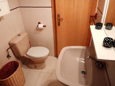 Baño Apartamentos Formigal 3000 Formigal