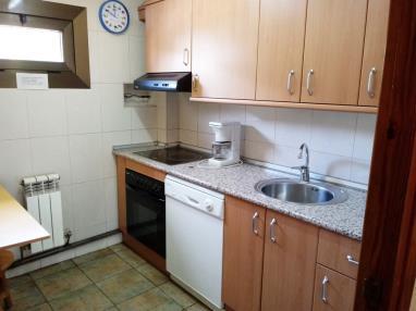 Cocina Apartamentos Formigal 3000 Formigal