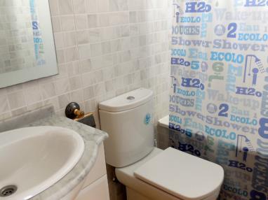 Baño España Costa Azahar Peñiscola Apartamentos Font Nova 3000