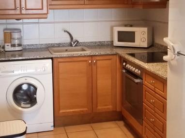 Cocina España Costa Azahar Peñiscola Apartamentos Font Nova 3000