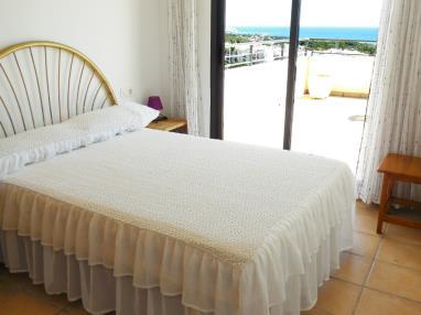 Dormitorio España Costa Azahar Peñiscola Apartamentos Font Nova 3000