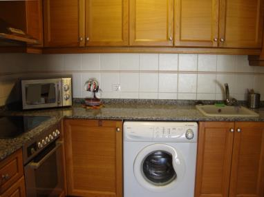 Kitchen Appartements Font Nova 3000 PENISCOLA