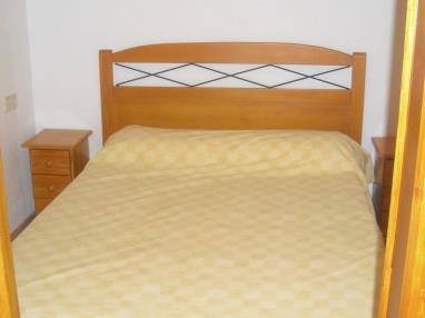 Dormitorio Apartamentos Tres Carabelas 3000 Alcoceber