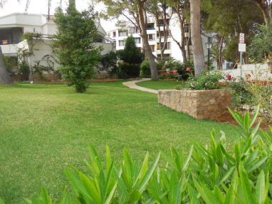 Jardín España Costa Azahar Alcoceber Apartamentos Tres Carabelas 3000