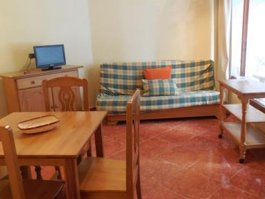 Salón comedor España Costa Azahar Alcoceber Apartamentos Tres Carabelas 3000