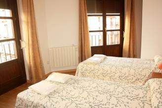 chambre Espagne Saragosse SARAGOSSE Appartements El Pilar Suites 3000