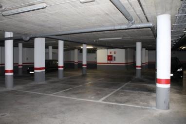 Garaje Andorra Estación Grandvalira Tarter, el Apartamentos La Mercería 3000