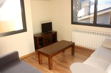 Salón Andorra Estación Grandvalira Tarter, el Apartamentos La Mercería 3000