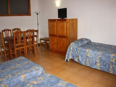 Dormitorio Andorra Estación Grandvalira Pas de la Casa Apartamentos Cims Pas 3000
