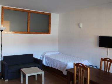 Salón Andorra Estación Grandvalira Pas de la Casa Apartamentos Cims Pas 3000