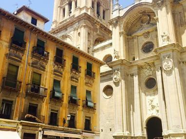 Granada Catedral Plaza 3000 GRANADA