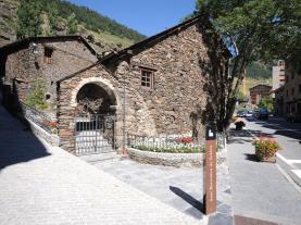 Canillo pueblo Canillo Estación Grandvalira Andorra