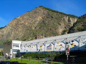 Palacio de Hielo de Canillo Canillo Estación Grandvalira Andorra