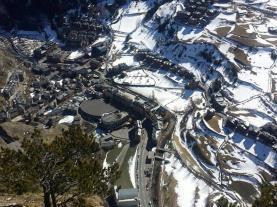 Panorámica de Canillo Canillo Estación Grandvalira Andorra